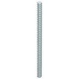 HECO-WB-T 16,0 x 3000, threaded rod, without recess, full thread, bright zinc plated, A2K, coated, 5 pieces, industry packaging